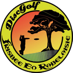 disc golf logo
